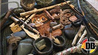 the art of primitive survival skills