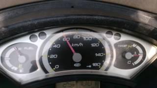Température moteur xmax 125