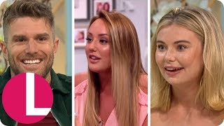 Georgia &quotToff&quot Toffolo, Joel Dommett, Love Islanders and More Reality Star Interviews  Lorraine