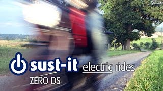 First UK road test of the Zero S DS electric motorcycle by Sust-it