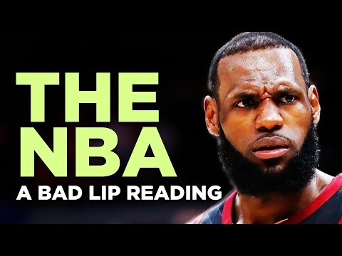 Aimee - NBA- A Bad Lip Reading