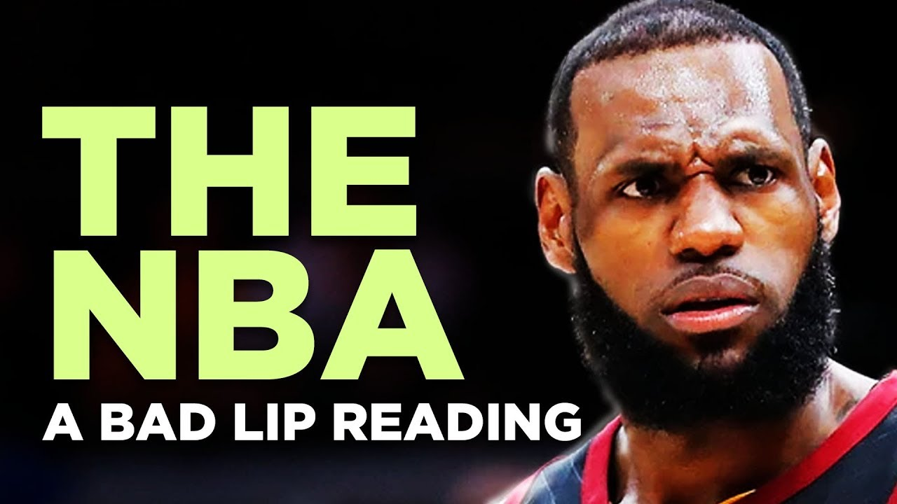 Image result for nba bad lip reading 2018
