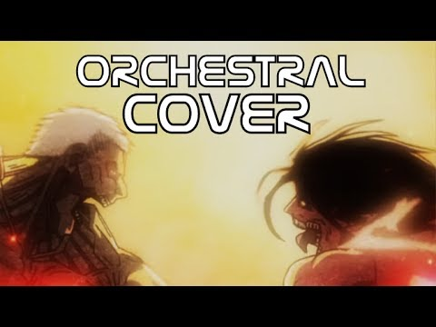 """""""YouSeeBIGGIRL/T:T"""" Attack On Titan OST【Orchestral Cover】[Mike Reed IX]"""