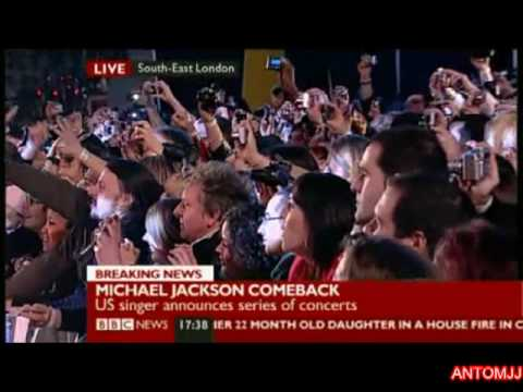 Akon cry out of joy tribute for Michael Jackson
