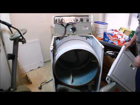 How To Replace The Belt On A Kenmore 70 Series Dryer Doovi