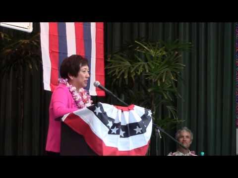 Colleen Hanabusa Hawai