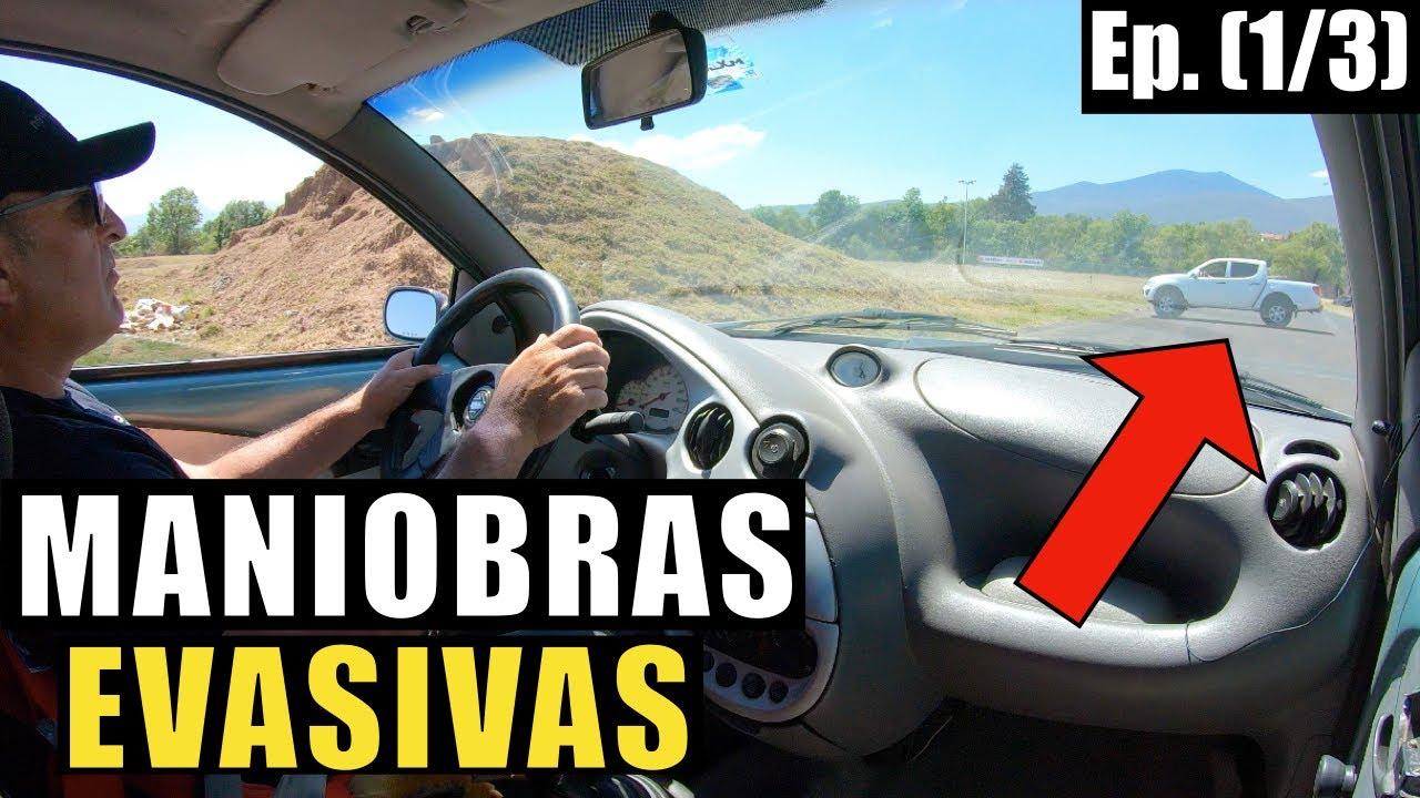 """Download MANIOBRAS EVASIVAS - Ep. (1/3)  """"Vuelta en J"""" - Velocidad Total"""
