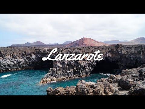 Lanzarote 4K 2019 | Arrecife, Puerto Del Carmen, Canary Islands, Spain
