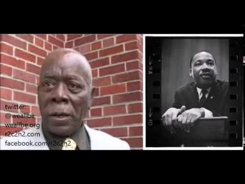 MLK Police Security Detail Leader & Witness To MLK Assassination Cover Up: Capt Jerry Williams