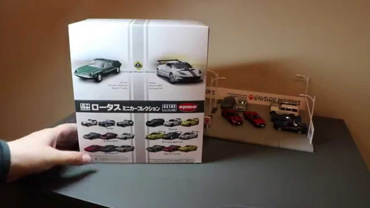 Case Report Japan Booster Kyosho Tomica 11 12 15 Youtube