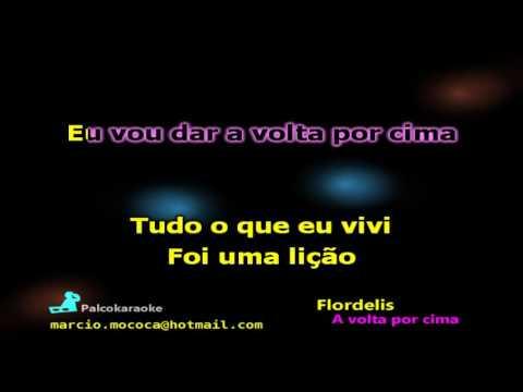 Flordelis - A volta por cima - Karaoke
