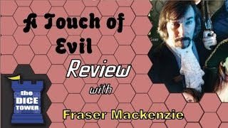 A Touch of Evil Review - with Fraser Mackenzie