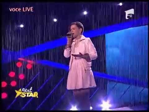"""Serena Rigacci - Whitney Houston - """"I Will Always Love You"""" - Next Star"""