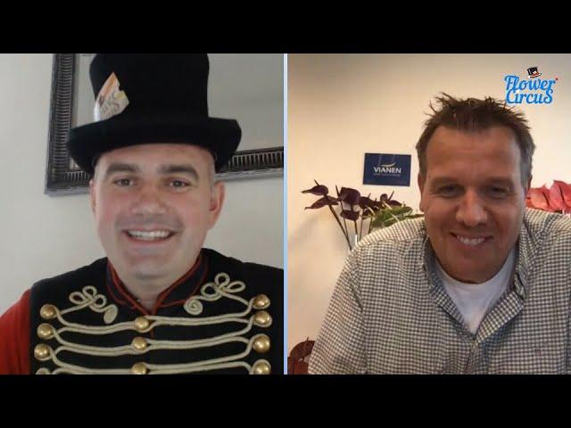 Flower Circus Talks with Joost Vianen CJ Vianen