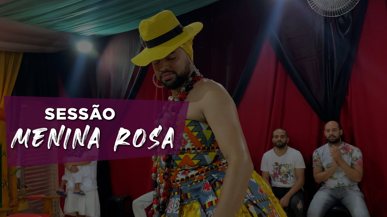 SESSÃO MENINA ROSA #1 - ILÊ ASÉ OMIN ORÓ