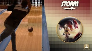 Storm Lock Bowling Ball by Scott Widmer, BuddiesProShop.com