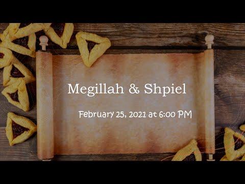 Megillah \u0026 Shpiel
