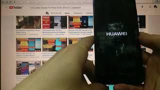 Hard reset Huawei Y6 Prime 2018 ATU-L31 Удаление пароля андроид 8