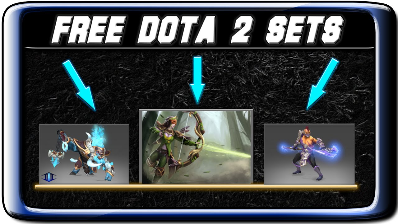 dota 2 free items sets gleam giveaway no 2 youtube
