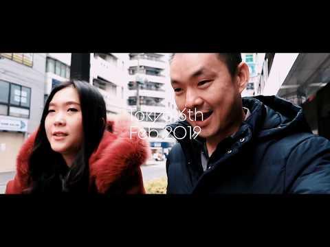 Japan Trip 2019-2020