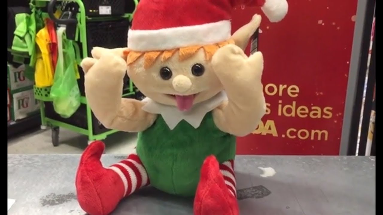 Female Shoppers Love Asdas X Rated Christmas Elf For All The Wrong Reasons