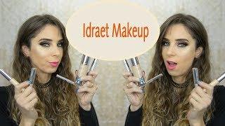 Primera impresión de maquillaje de Idraet
