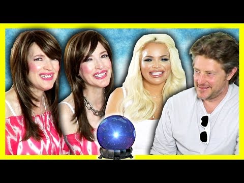 PSYCHIC READING FOR TRISHA PAYTAS & JASON NASH