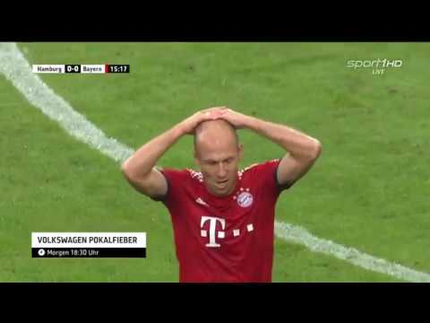 Bayern Vs Hamburg Highlights