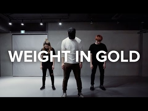 Weight in Gold -  Gallant / Eunho Kim Choreography