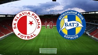 Video Gol Pertandingan Slavia Prague vs BATE Borisov