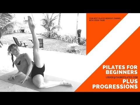Pilates for Beginners + Progressions