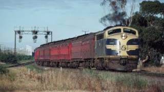 Victorian Passenger Trains; 40 years of change