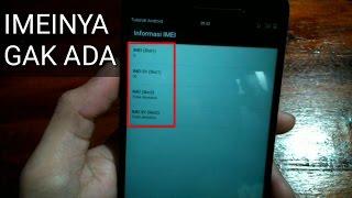 [UPDATE]Cara Mengembalikan IMEI Di Xiaomi Yang Hilang Tested Redmi Note 3 Pro