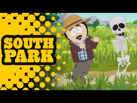 """Halloween Special Intro - South Park - """"Tegridy Farms Halloween Special"""" - S23e05"""