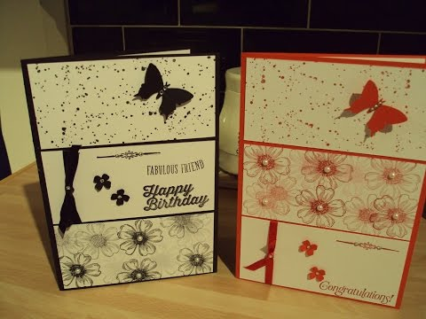 gorgeous grunge and flower shop cards