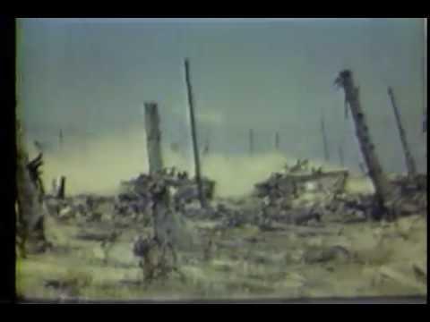 WW2: U.S. Marines Take Eniwetok (1944) | Official U.S. Marine Corp Film