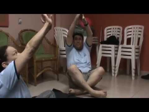 JANE DE FREITAS - YOGA- INSTITUTO DOS CEGOS DE SÃO JOSÉ DO RIO PRETO