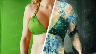 Amazing Before & After Hollywood VFX - Part 7