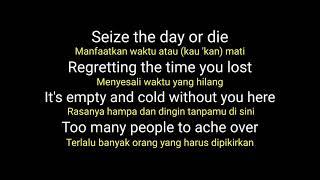 Avenged Sevenfold - Seize The Day lirik dan terjemahan bahasa indonesia [HD]