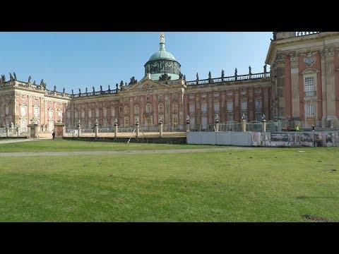 Neues Palais Park Sanssouci Potsdam UNESCO Weltkulturerbe