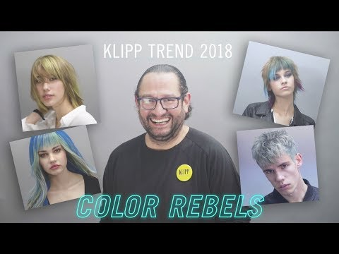 "KLIPP Trend 2018 ""Color Rebels"" | Interview mit Mario Krankl"