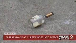 Reporter Gets Hit by Hennessy Bottle 2 Pac Remix
