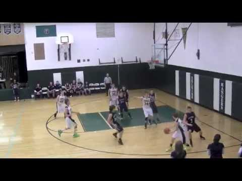 Tyler Johnson #32  - Kettle Falls High School