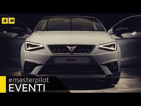 CUPRA il nuovo brand per le Seat sportive e raffinate: 2018 CUPRA Ateca, CUPRA Ibiza e CUPRA ARONA