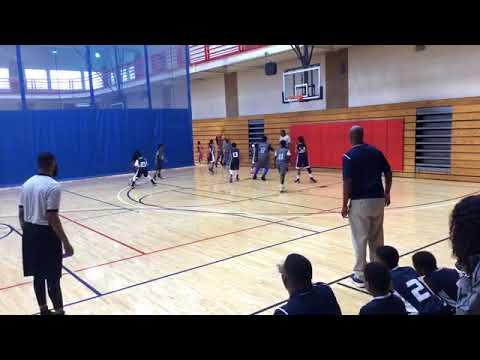 Team Wall(Columbia) wins 36-34 over Georgia Stars Elite - I-20 Opening Showdown