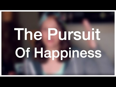 The Pursuit of Happiness | LIFE, MOTIVATION, AND BEING YOURSELF
