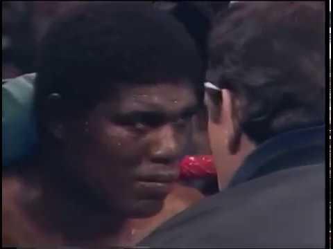 Mike Tyson vs James Tillis 3.5.1986