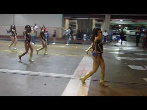 Alcorn State University Marching Band Endymion 2018