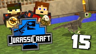 Jurassic Craft 2 | RAPTOR! | #15 w/Ixajr [Porty]