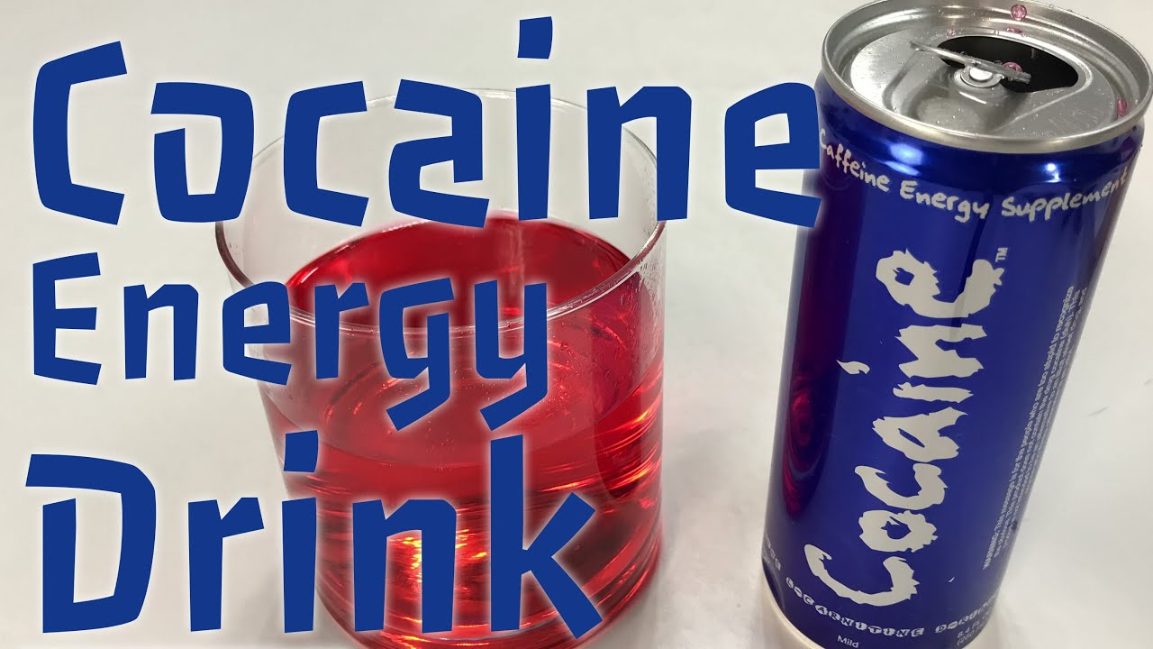 Cocaine Energy Drink by Redux Beverages Taste Test